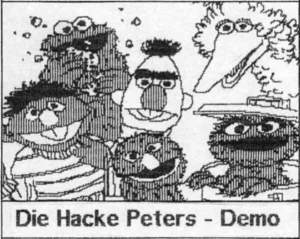 Hacke Peters - Demo Tape